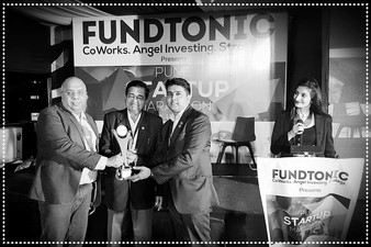 StrataEnviro Pvt Ltd. Awarded the Best Startup of the Year 2017