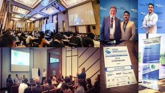 StrataEnviro @ Asia Innovates, Malaysia.   ( Leaders in Innovation - 5 Year Mark )