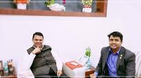 StrataEnviro @ Hon. C.M. of Maharashtra