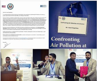 StrataEnviro @ US Embassy, North India Office Workshop
