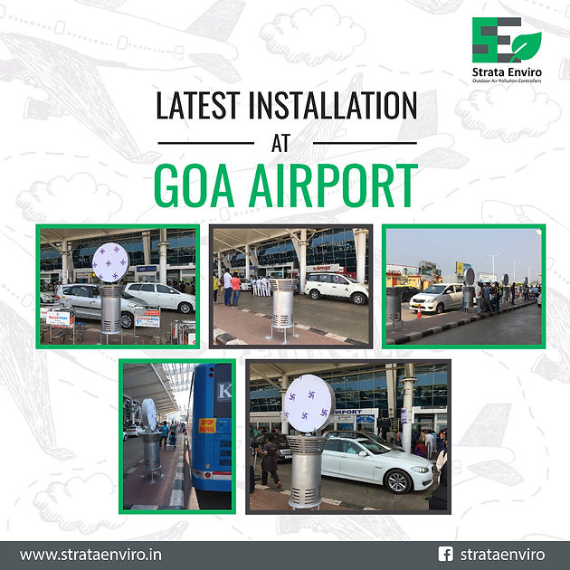 StrataEnviro Now @ Goa Airport | stratagroup