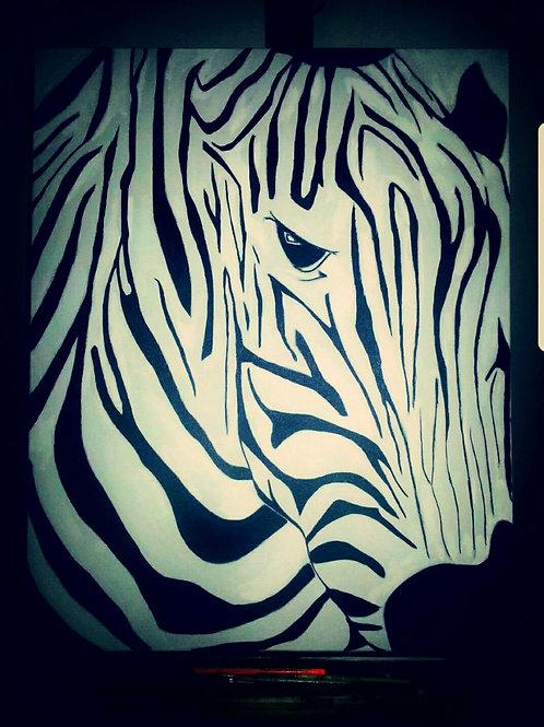 Zebra - CP1004