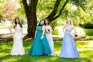 Prom with the girls