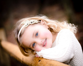 Blue eyed angel