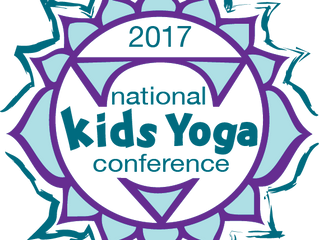 National Yoga Kids Conference: October 13-15, 2017