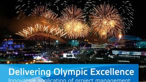 Заявка проекта «Сочи 2014» на номинацию Project of the Year Award 2014 PMI (Eng)