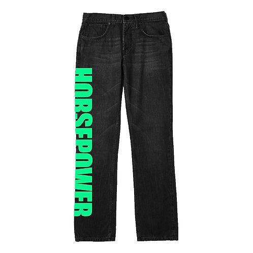 HORSEPOWER Jeans (Black)