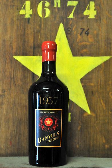 BANYULS MILLÉSIME 1957