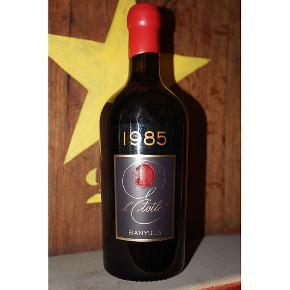 BANYULS MILLÉSIME 1985