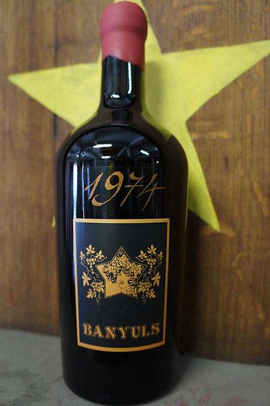 BANYULS MILLÉSIME 1974