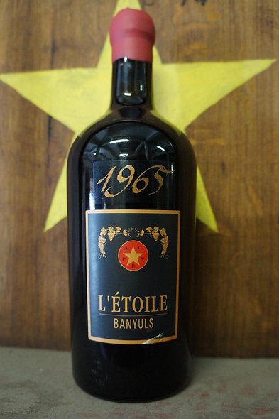 BANYULS MILLÉSIME 1965