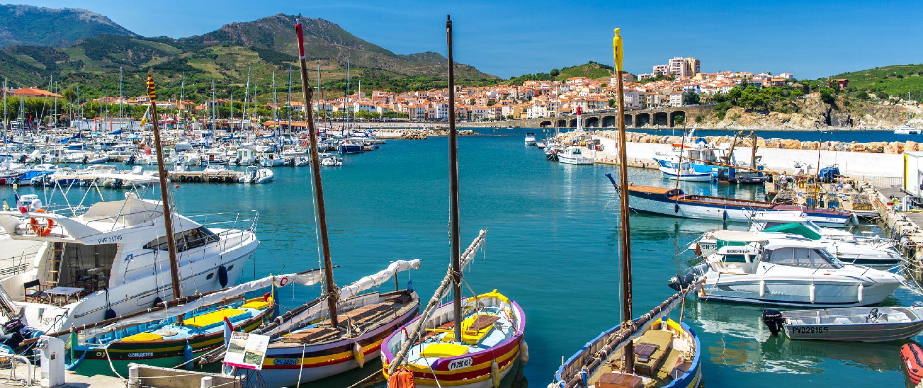Banyuls port