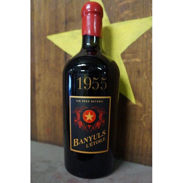 BANYULS MILLÉSIME 1955