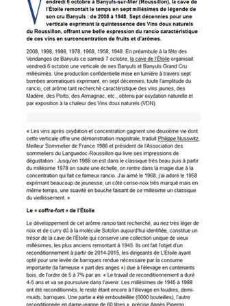 Article Terre de Vins page 2