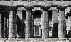 Paestum - Temple Of Hera