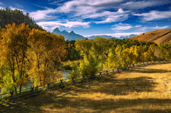 Wyoming - Gros Ventre River