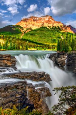 Canada - Athabaska Falls