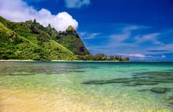 Kauai - Tunnels Beach