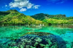 Moorea - The Lagoon