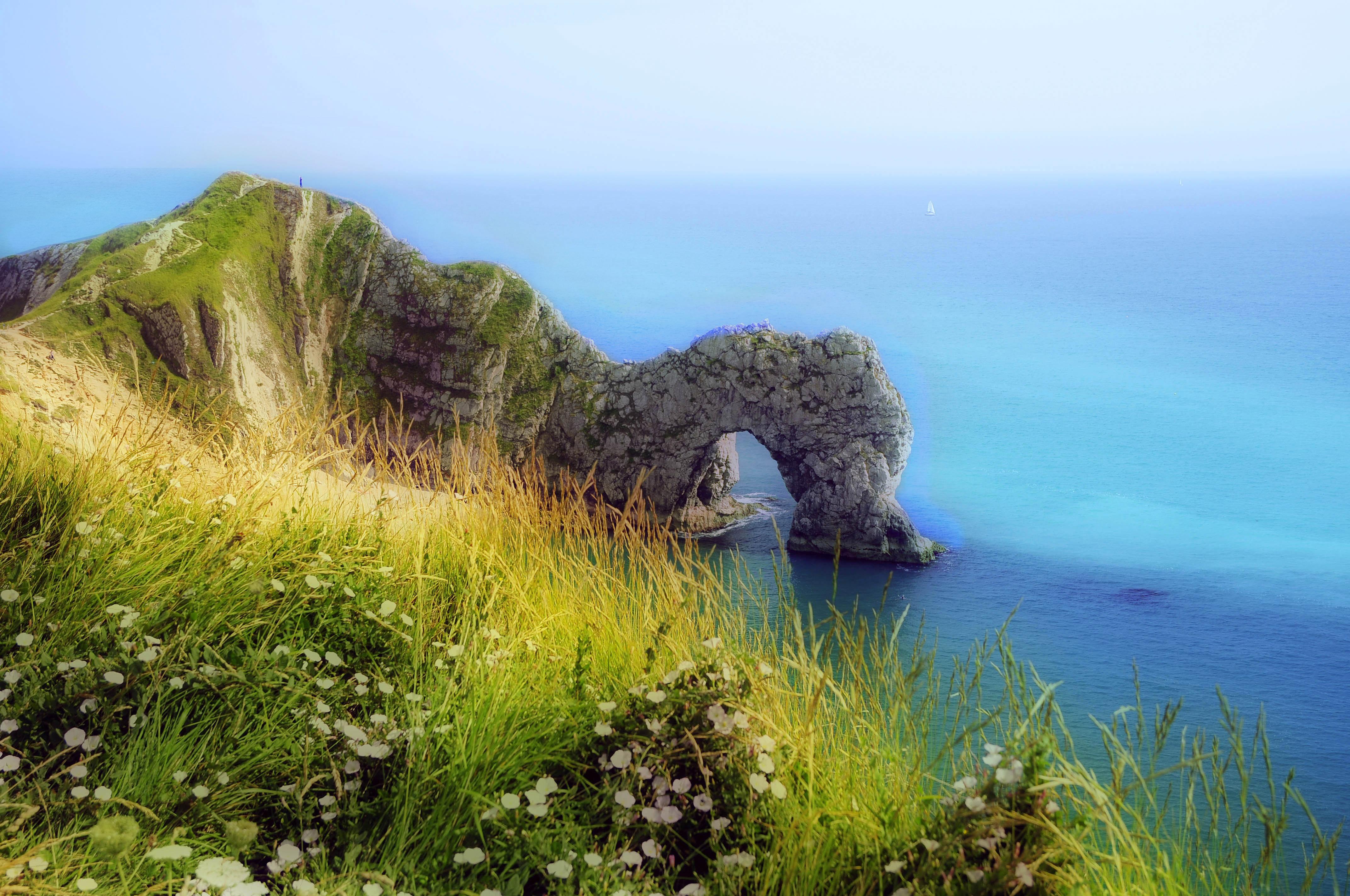 England, Dorset - Durdle Door