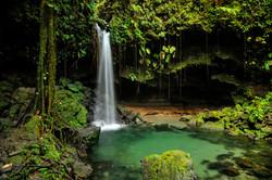 Dominica - The Emerald Pool