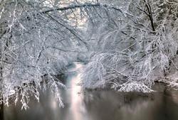Winter On The Saugatuck