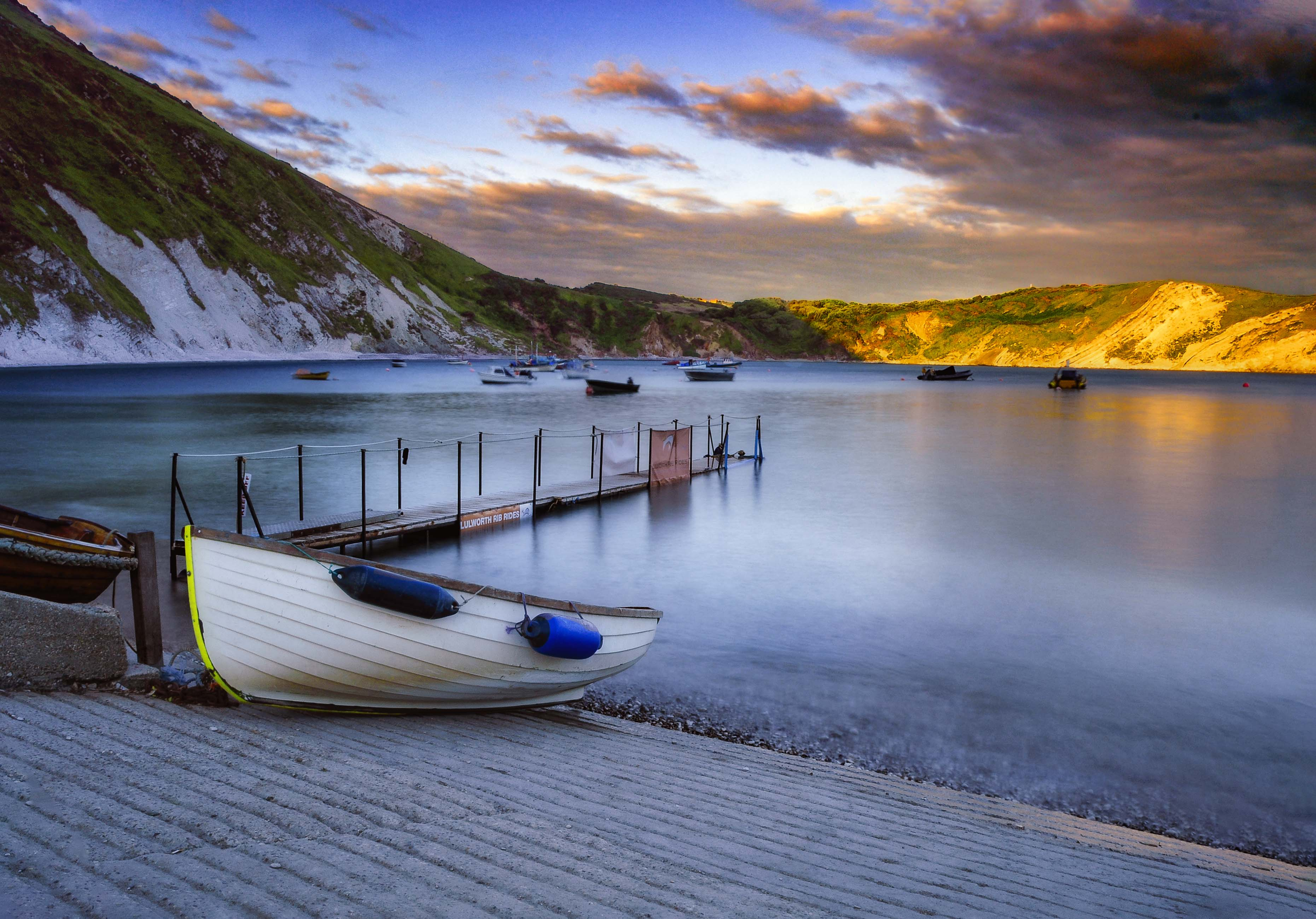 England - Lulworth Cove