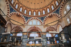 Istanbul--Rustem Pasa Mosque