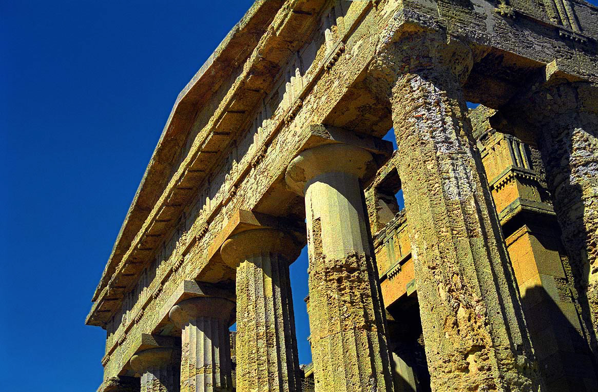 Sicily, Agrigento -Temple of Concord