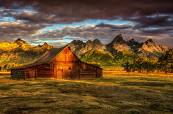 Wyoming - T.A. Moulton Barn