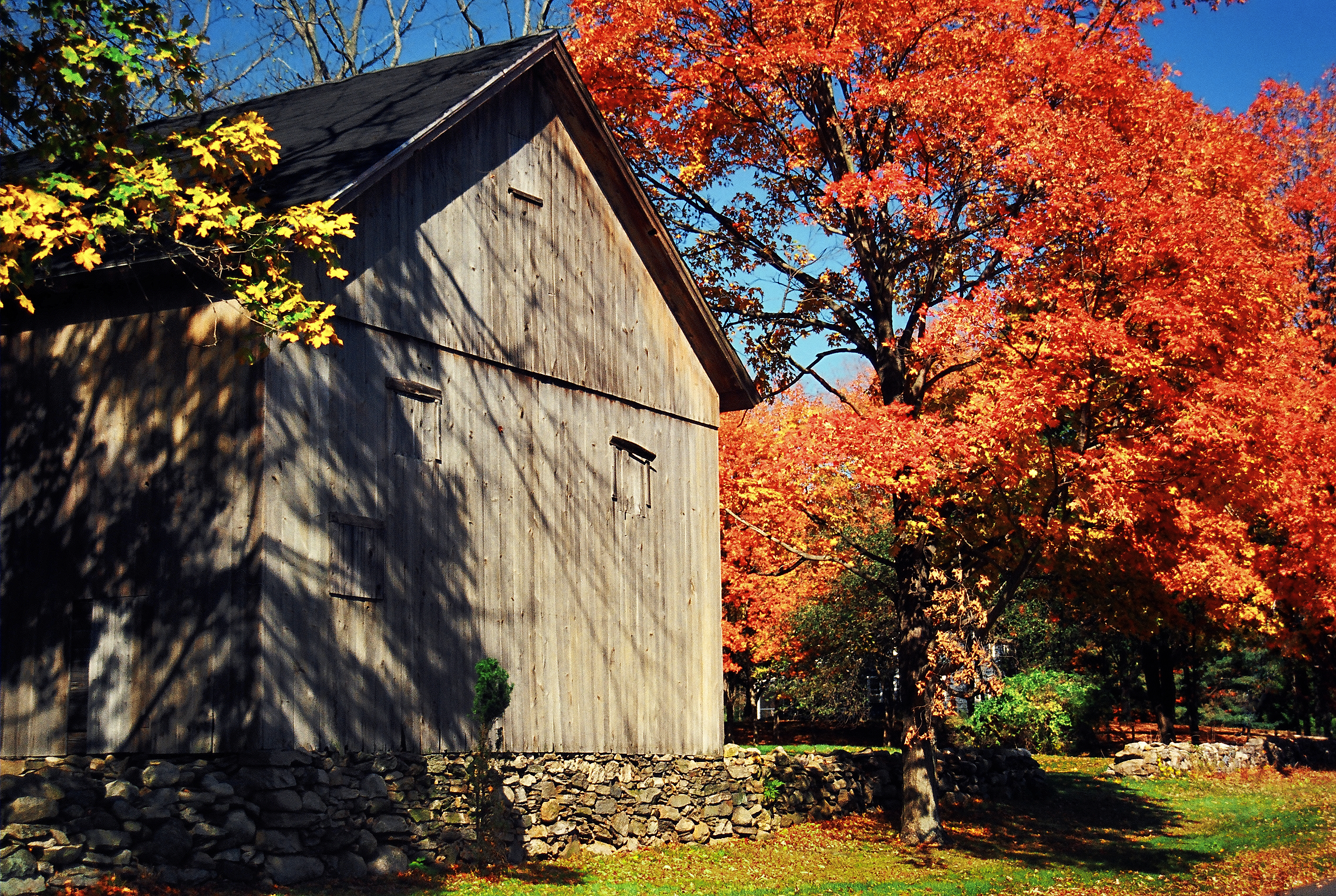 Westport, CT - Barn