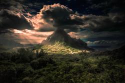 Moorea - Mt. Totui
