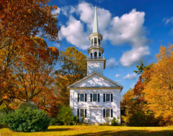 Easton, CT - Congregational Church
