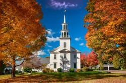 Weston, CT - Norfield Church