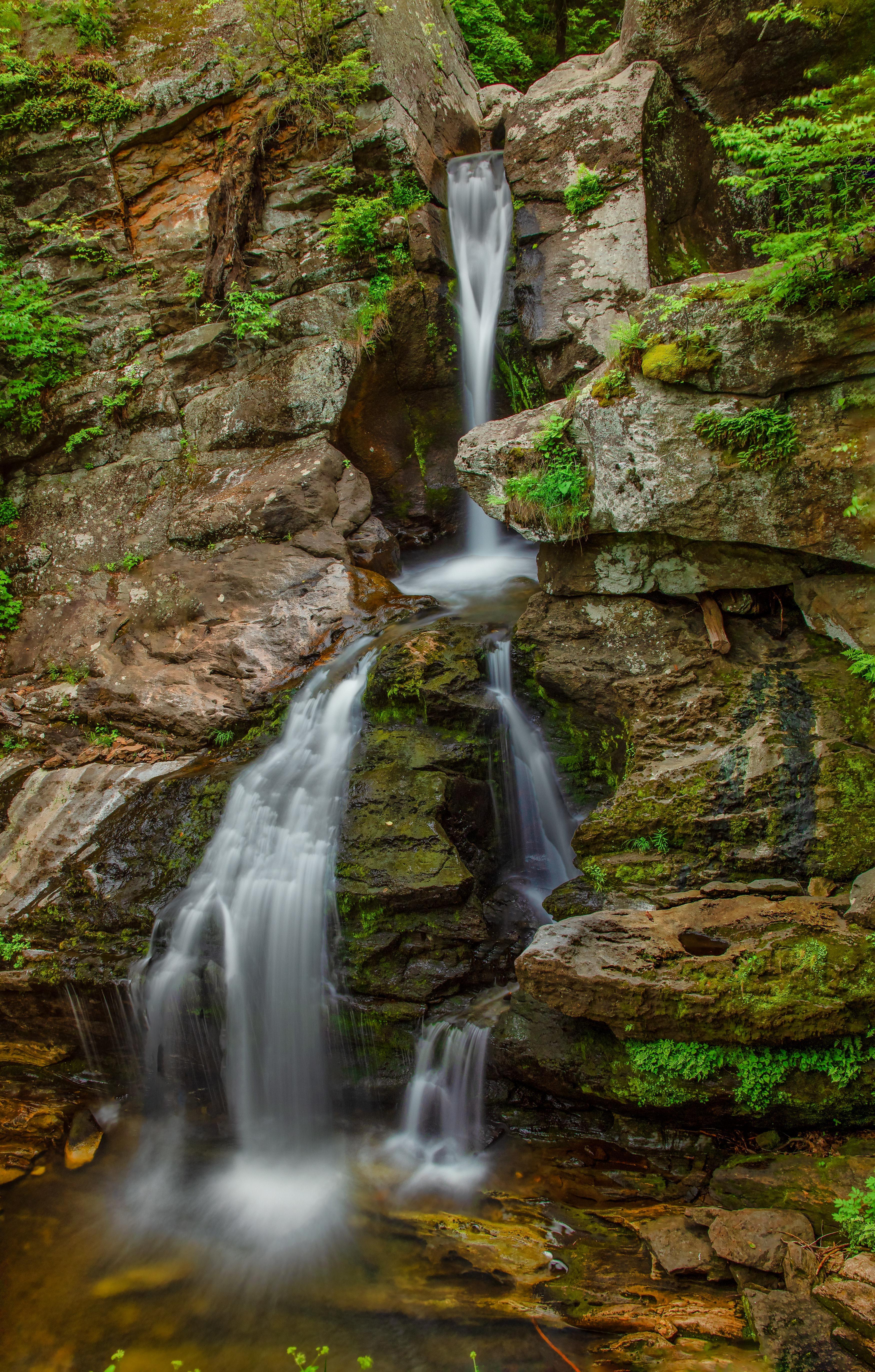 Kent Falls (Upper Falls)
