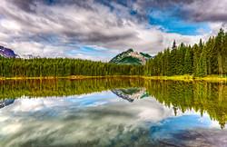 Banff - Herbert Lake