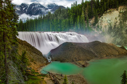 Yoho Nat'l Park--Wapta Falls