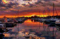 Westport, CT - The Marina