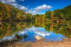 Reading, CT - Huntington Pond