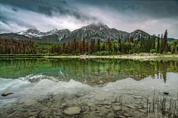 Canada, Jasper - Patricia Lake