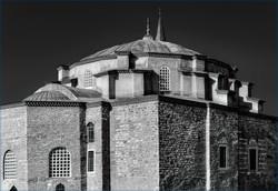 Istanbul--Church SS Sergius & Bachus