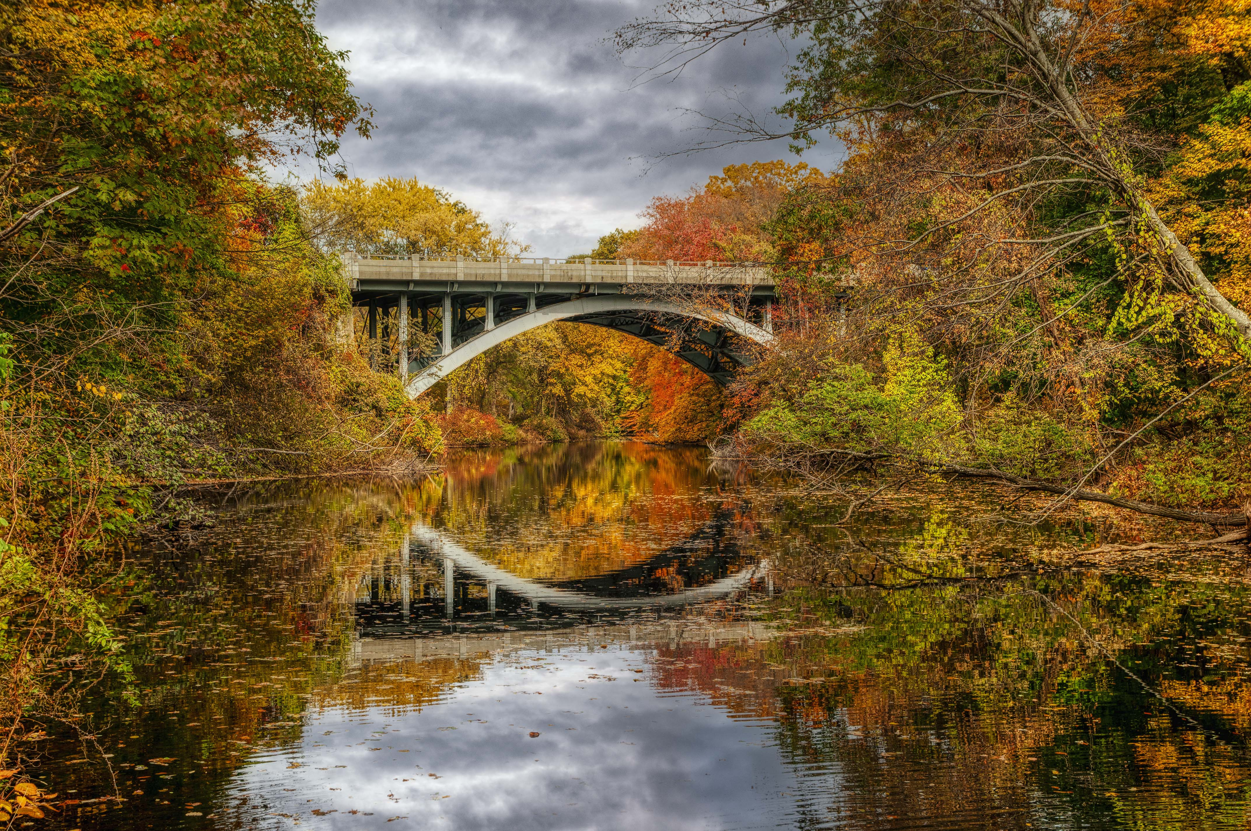 Bridge On The Saugatuck River