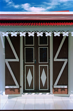 Isle Des Saintes - Doorway
