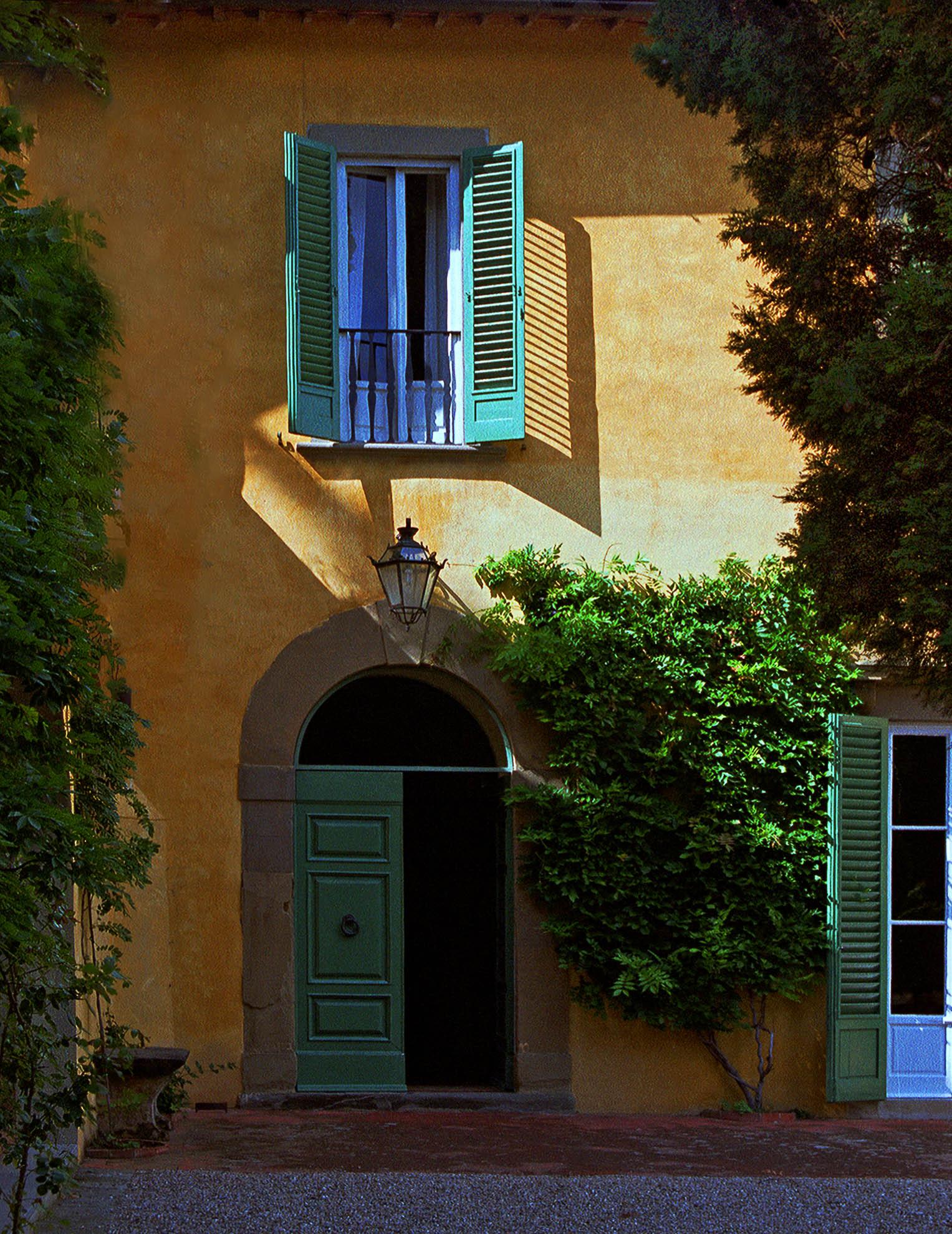 Italy - Tuscany - Villa Poggio