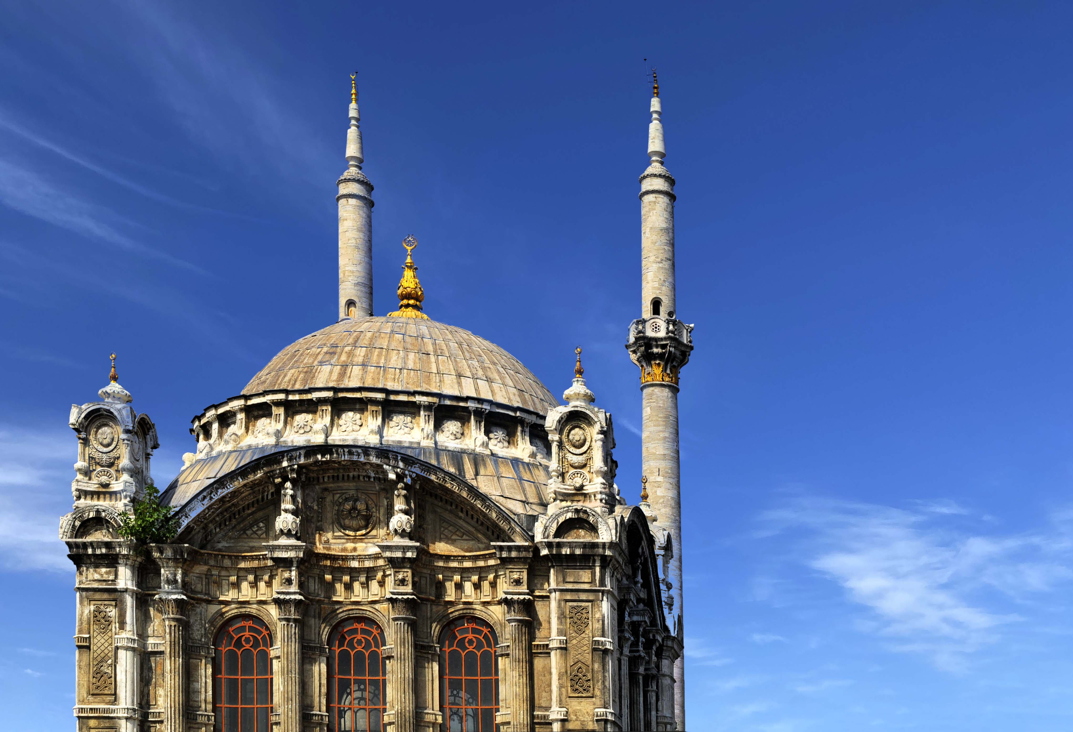 Istanbul - Ortakoy Mosque
