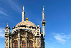 Istanbul - Ortakoy Mosque