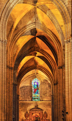 Spain - Catedral de Sevilla