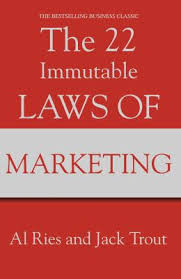 Laws of Marketing