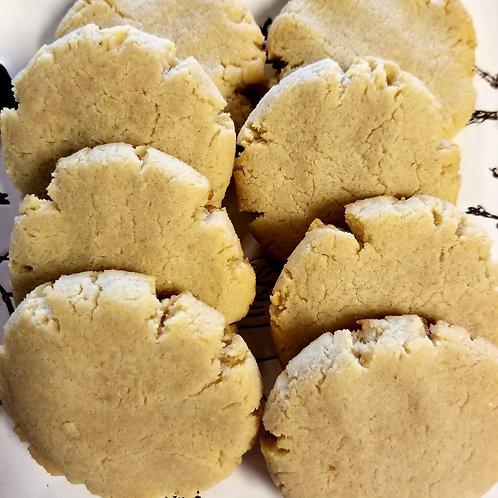 Keto Cream Cheese Cookies, Sugar Free Cookies, Low Carb Cookies, Gluten Free