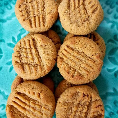 Keto PUMPKIN SPICE Cookies, Sugar Free Cookies, Low Carb Cookies